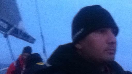 Bhavik sailing Gotland race
